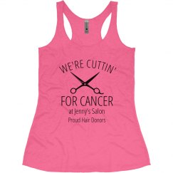 Cuttin' for Cancer