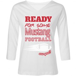 Ready for football