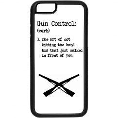 """Gun Control"""