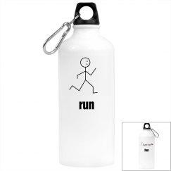 Run & Fun Water Bottle