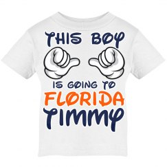 This Boy Going to Florida Tshirt