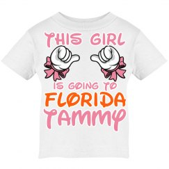 This Girl Going to Florida Tee