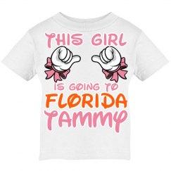 This Girl Going to Florida Tee