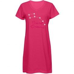Sweet Dreams Nightgown PJs