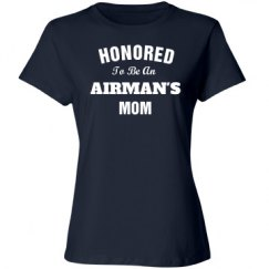 Honored to be airman's mom