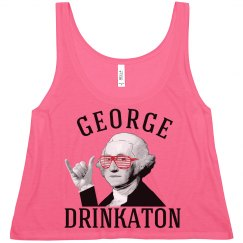 drunk george washington