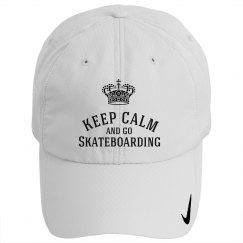 keep calm-go skating
