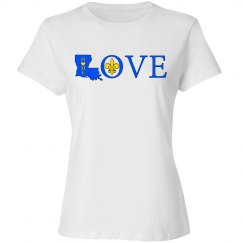 Love Home Louisiana, Blue
