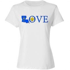 Love Home Louisiana, Blue