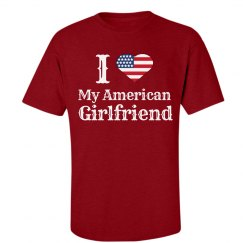American girlfriend