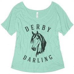 Horse Derby Darling
