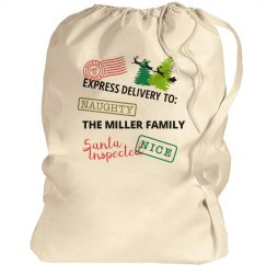 Express Delivery Sack