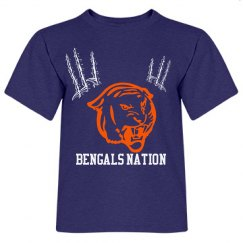 Toddlers Bengals Nation Shirt
