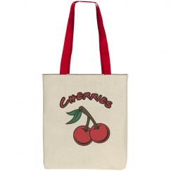 Cherrylicious (Eco Friendly Bag)