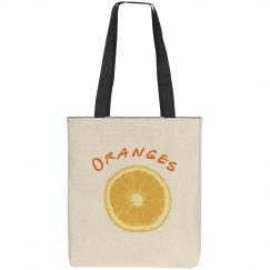 Orangelicious (Eco Friendly Bag)