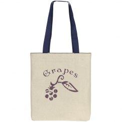 Grapelicious Purple (Eco Friendly Bag)