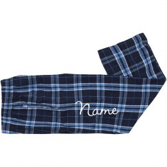 Youth Matching Flannels Snowflake