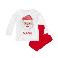 Matching Christmas PJs Santa Infant