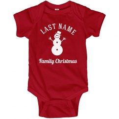 Custom Christmas Group Design