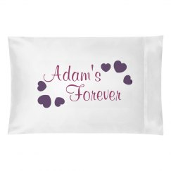 Adam's Forever Pillowcase