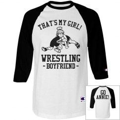 Wrestling Boyfriend