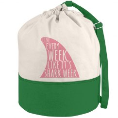 My Shark Week Bag
