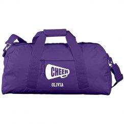 Olivia Cheer bag