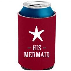 His Mermaid Beer Wedding Gifts