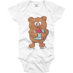 Cute Bear Bodysuit
