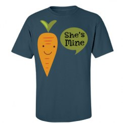 She's Mine Veggie Couple