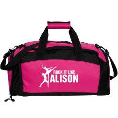 Rock it like Alison!
