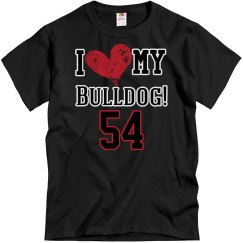 I Love My Bulldog!