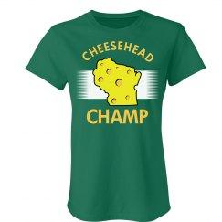 Cheesehead Champ