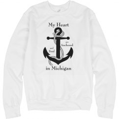 Anchored in Michigan