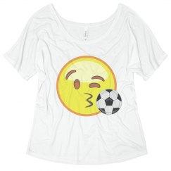Emoji Soccer Shirt