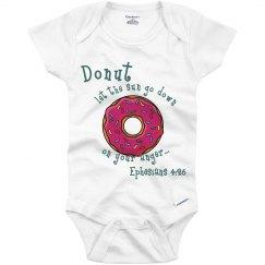Infant Donut Eph. 4:26