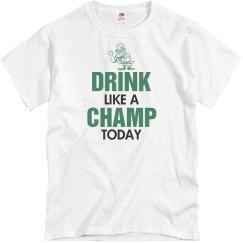 St Patrick's Champ