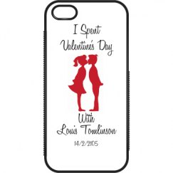 V Day Phone Case Louis