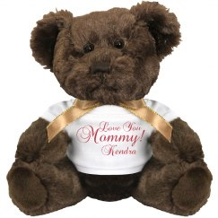 I Love You Mother Bear