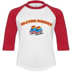 Skating Buddies Tee
