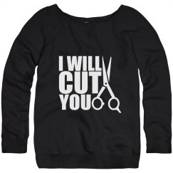 Hair Stylist Sweatshirt