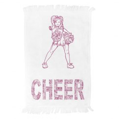 Cheerleader Towel