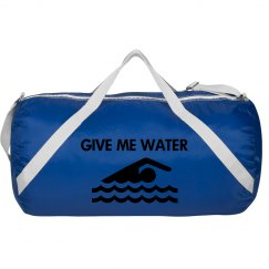 give me water