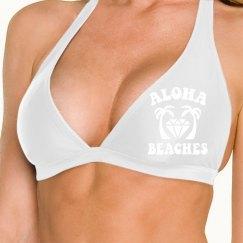 Aloha Beaches Omni Halter Top