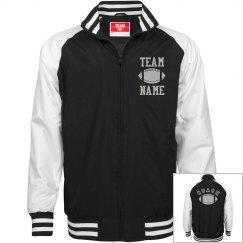 Personalized Football Coach Unisex Team Jacket