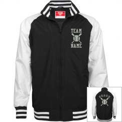 Personalized Baseball Coach Unisex Team Jacket