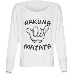Hakuna Matata Glove
