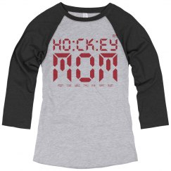 Wakey Wakey Hockey Mom Jersey