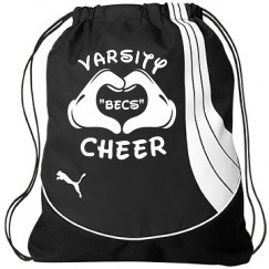 Varsity Cheerleader Becky