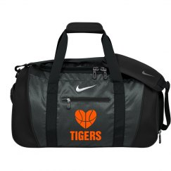 Heart Basketball Bag